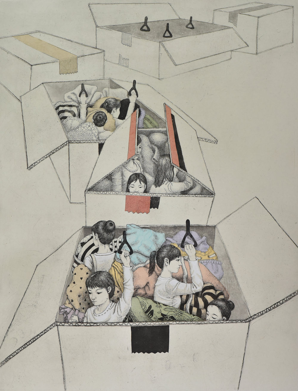 Kim SoHee art
