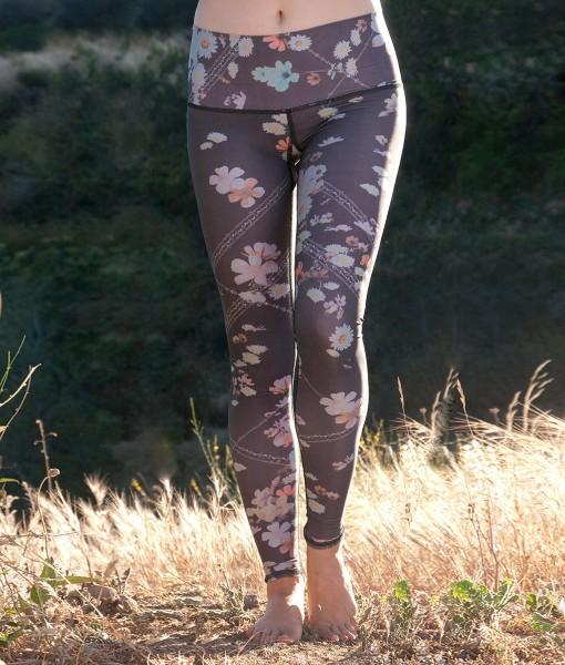 teeki wildflower leggings £48.95