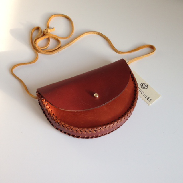 Jessie Bag - Chestnut Leather - £46.00