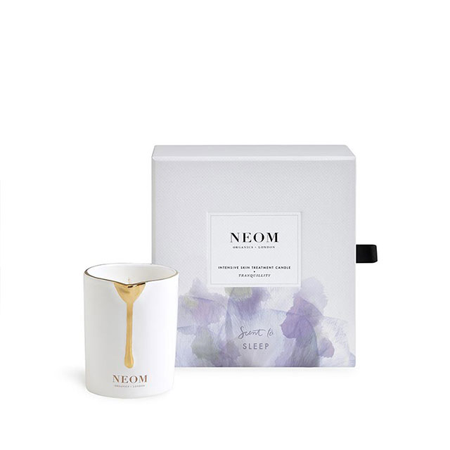 Neom Tranquility intensive skin treatment candle £36