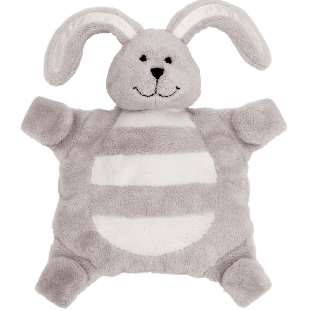 Sleepytot Big Bunny Grey Comforter £13.99