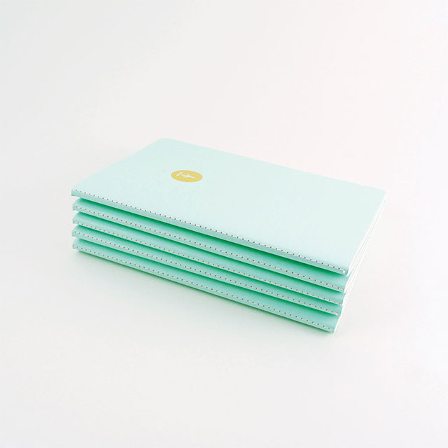 Tom Pigeon Notebook | Mint - £12.50