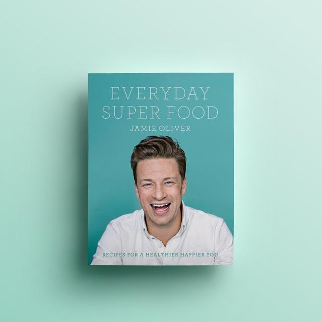 Jamie Oliver Everyday Superfood