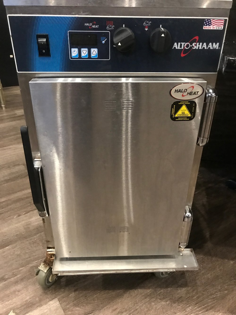 Halo Heat Cook & Hold Oven electric 40lb capacity (Alta Sham)