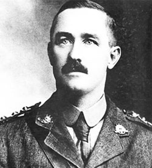 Lt. Frederick Tubb