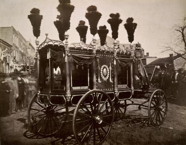 Abraham Lincoln's hearse