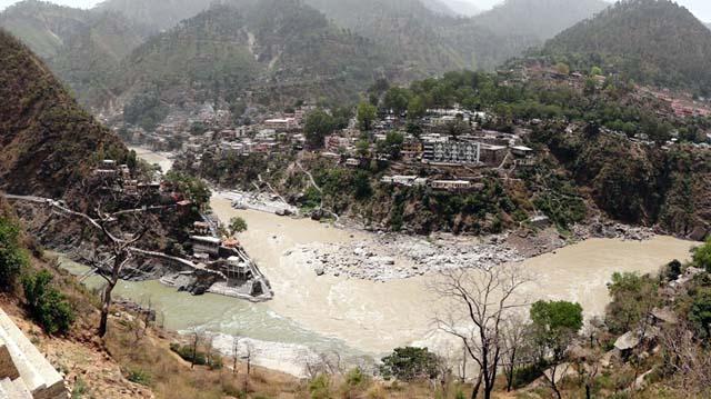 The Village of Rudraprayag