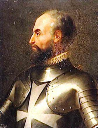 Grand Master Jean de Valette