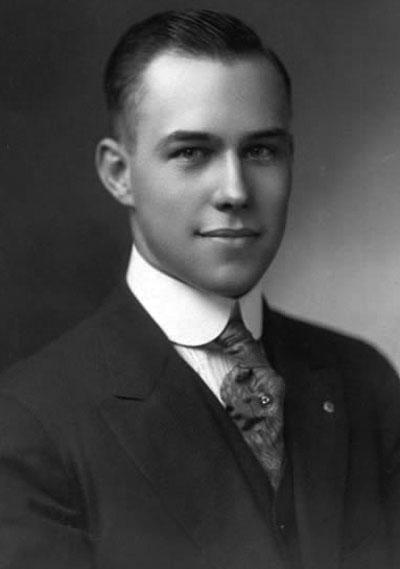 State Rep. Harry T. Burn
