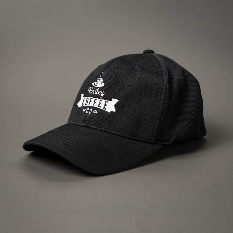 Hailey Coffee Co Embroidery Hat