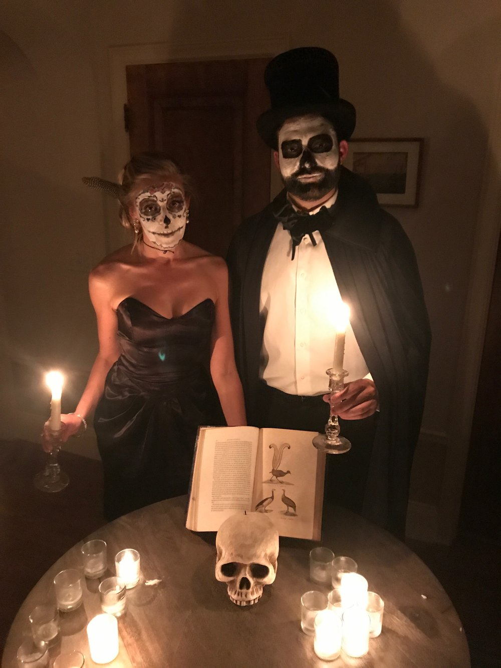 """This year's Halloween costumes are fitting to today's """"black magic"""" recipe!"""
