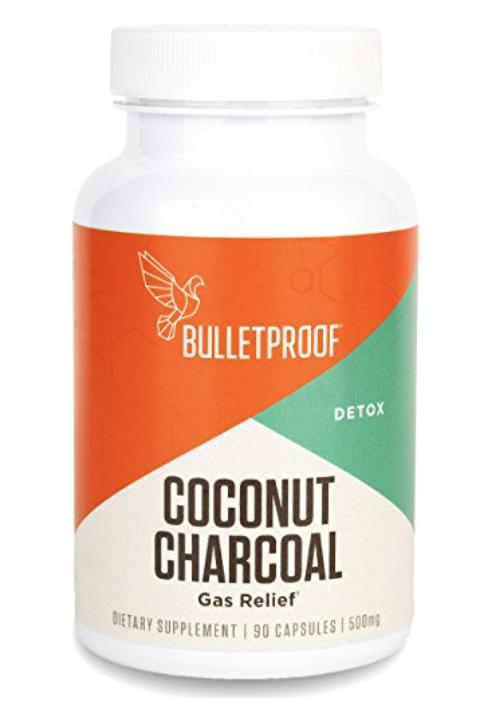 Bulletproof Coconut Charcoal