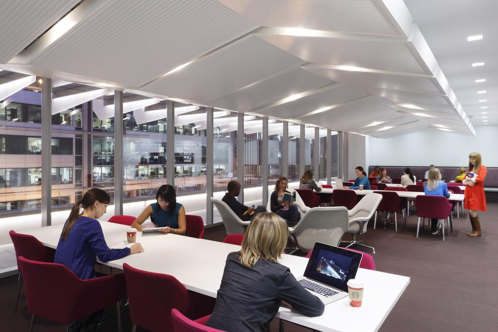 New york university hickok cole lifestyle for Interior design new york university