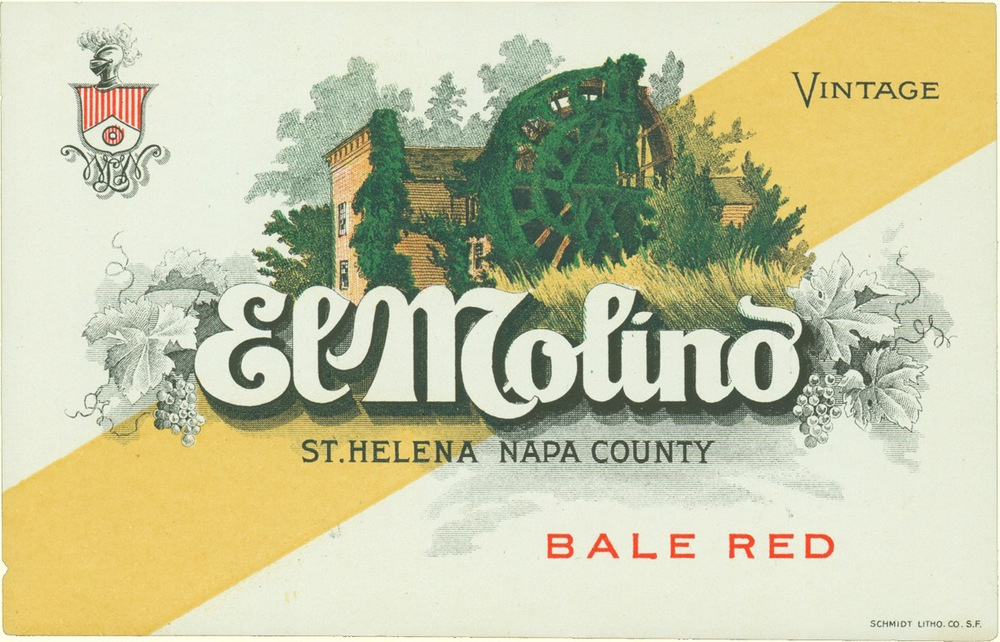 Original label pre-1900