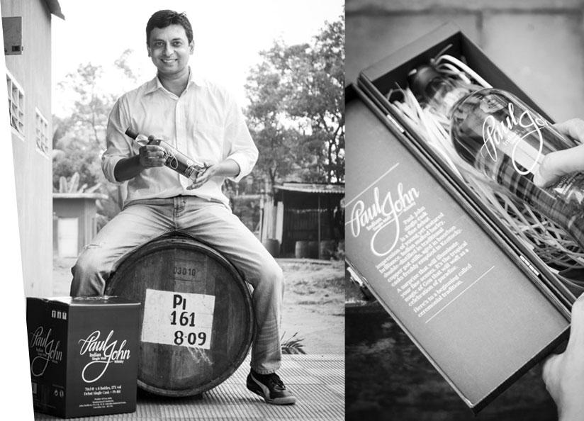 Michael D'Souza, Master Distiller
