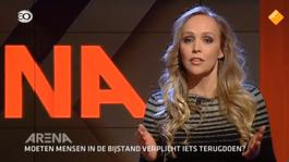 Presentatrice   Zowel online, op TV als live op uw event. Ik presenteerde discussieprogramma Arena bij de EO, schoof regelmatig aan bij EDNED van RTV Oost, ik presenteer Actiz Vitaaljournaal en presenteer veel live events.