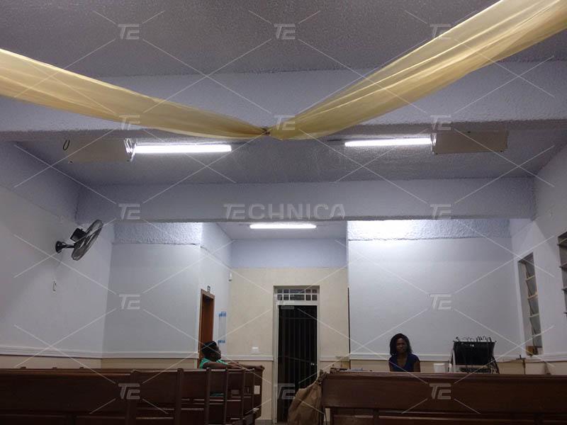 Igreja de Jesus na Terra - Belo Horizonte - MG
