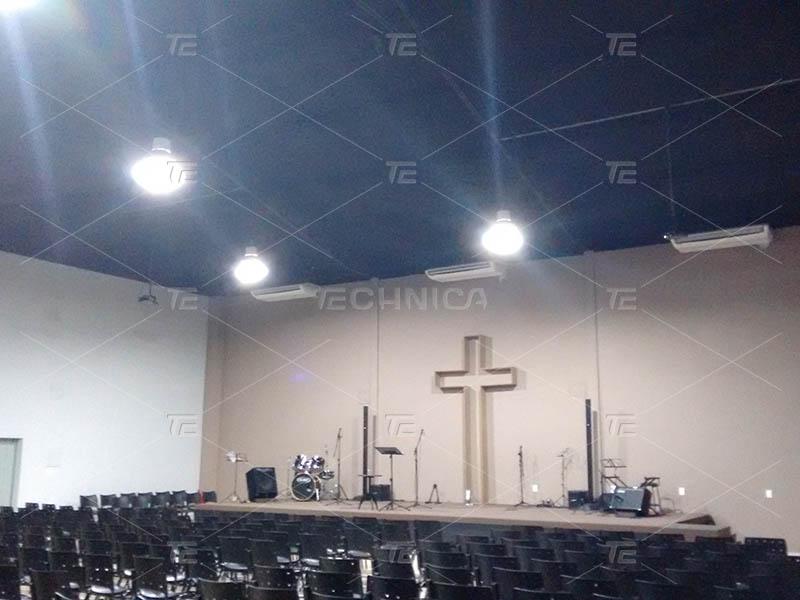 Igreja VINEYARD de Belo Horizonte - MG