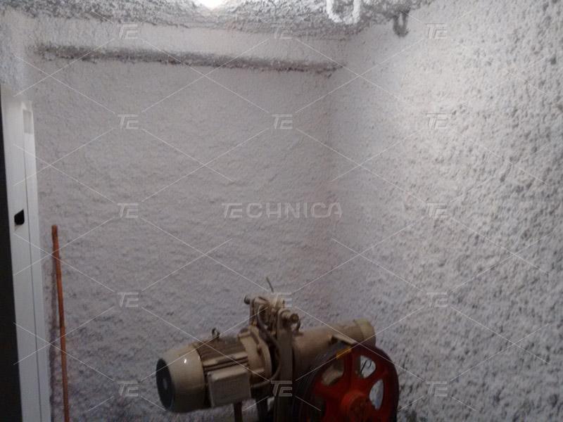 Sala de Máquinas - Elevador - Bom Despacho / MG