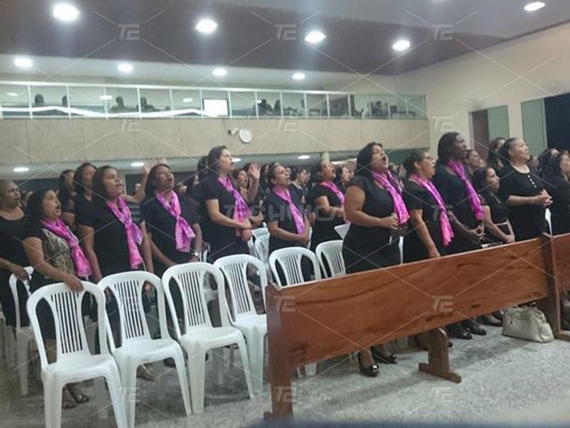 Igreja Assembleia de Deus - Ana Moura - Coronel Fabriciano / MG