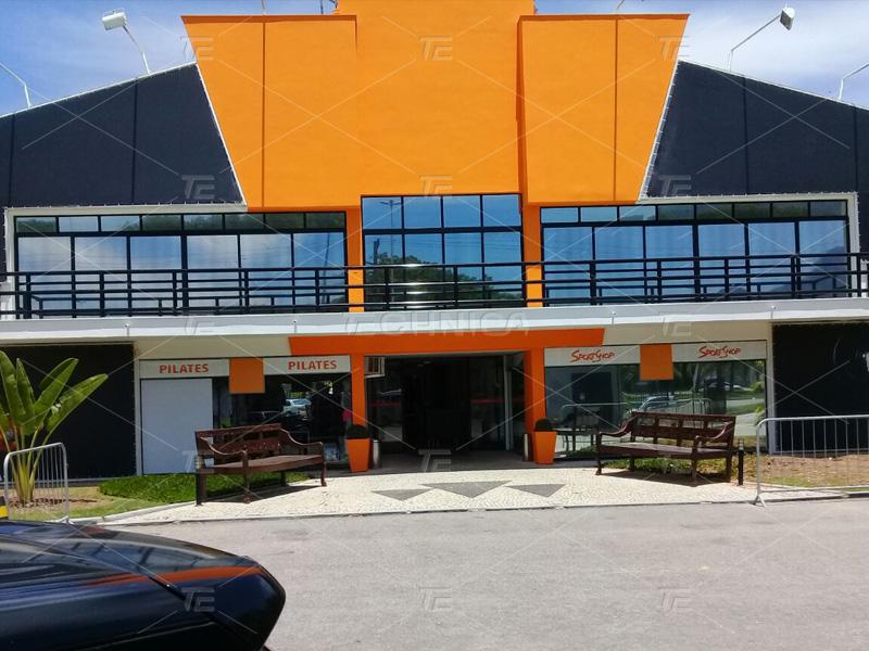 Rio Sport - Barra da Tijuca - RJ