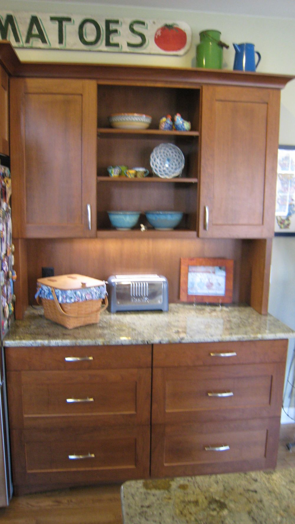Custom Built Kitchen Cabinets Tennessee