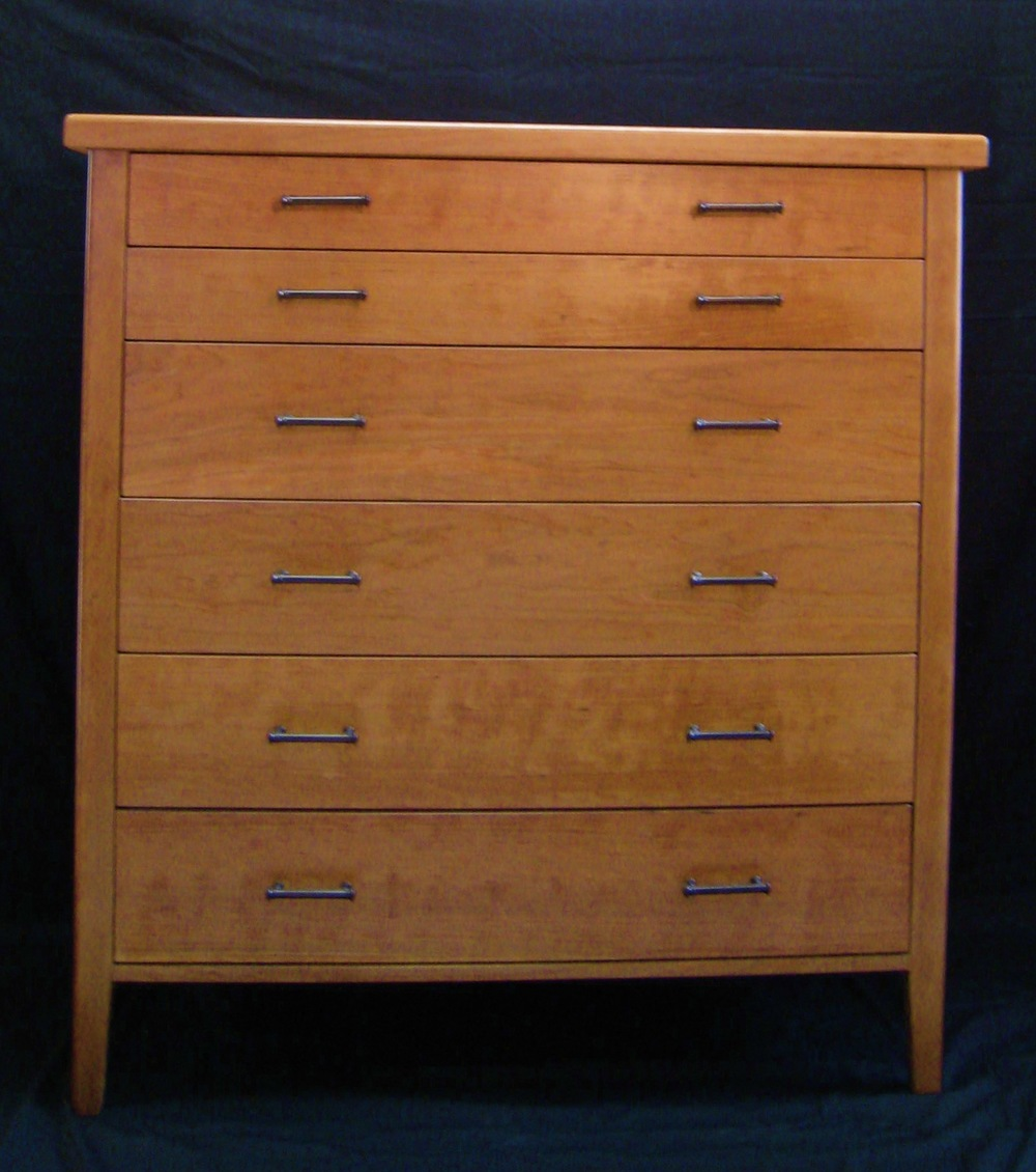 Custom Built Chest of Drawers