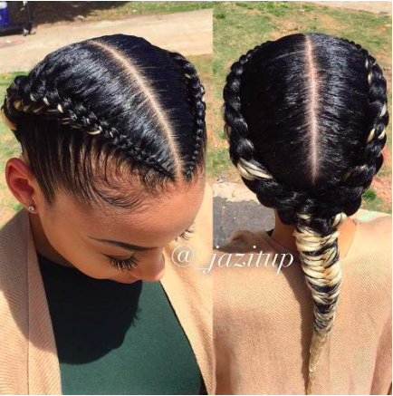 Braids Twists Curls Giving Your Hair An Exciting New Look