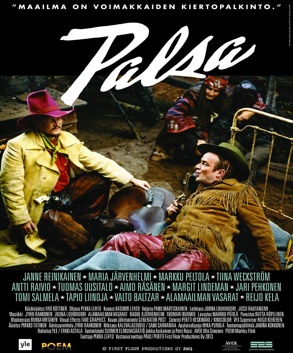 Palsa – The Surrealist Dir. Pekka Lehto Co-Edited with Joona Louhivuori First Floor Productions, 12.9.2914