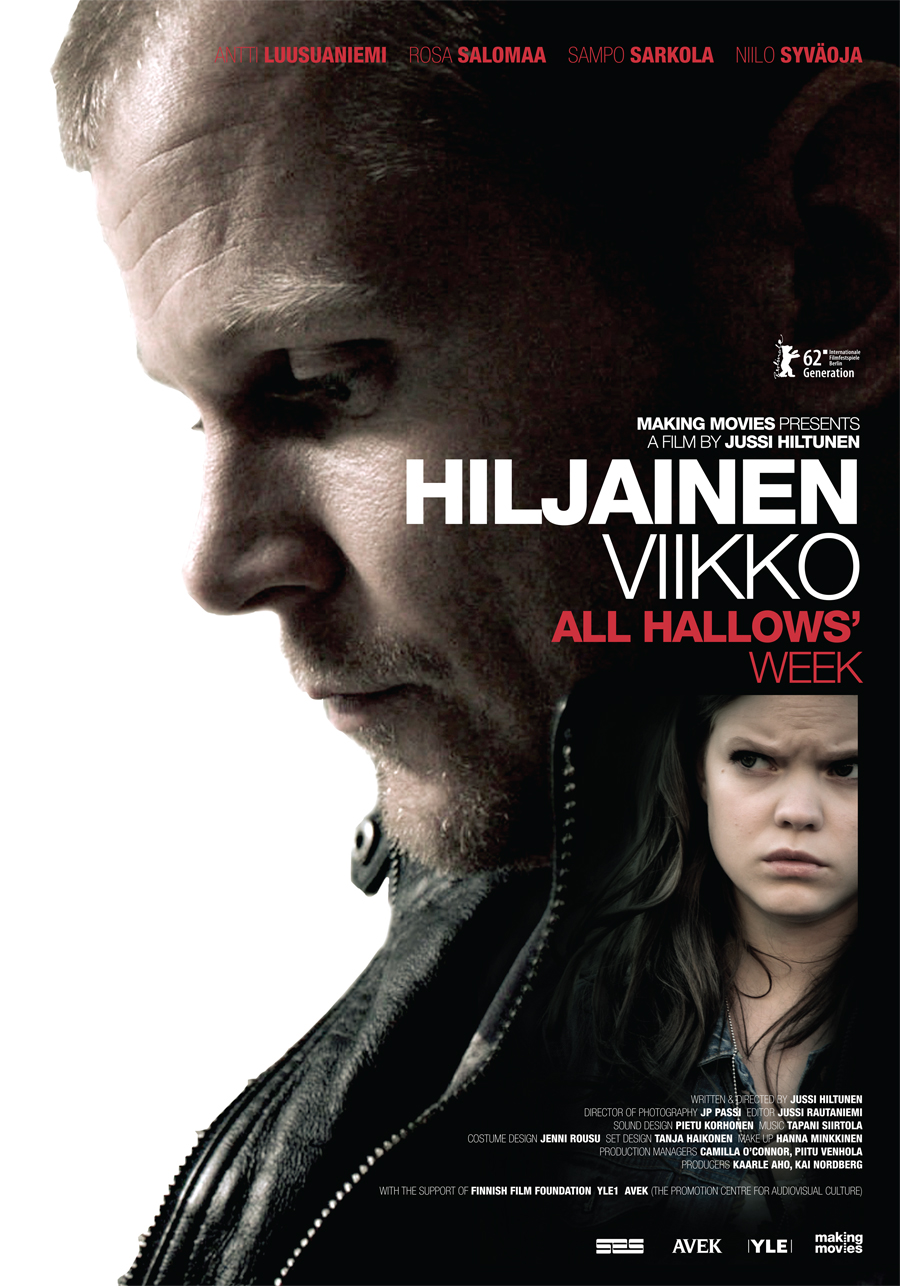 HILJAINEN VIIKKO  –   ALL HALLOWS WEEK    dir. Jussi Hiltunen   Makiing Movies   2011, 17min