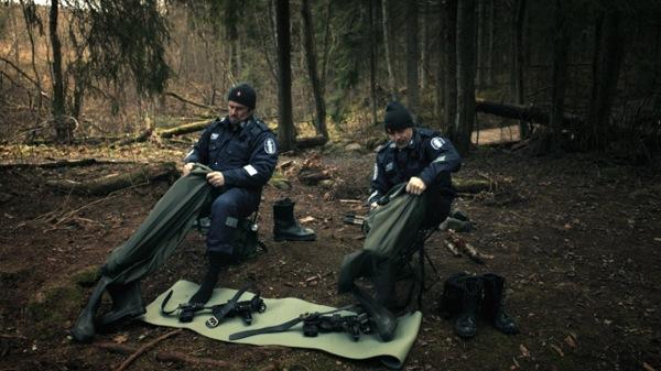 POLIISI SELVITTÄÄ – THE INVESTIGATION    dir. Aleksi Salmenperä   Helsinki Filmi   8min, 2012