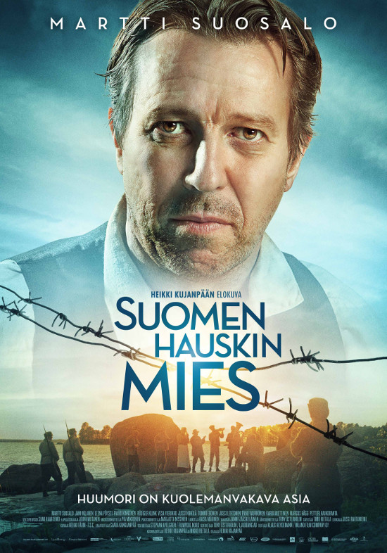 Suomen Hauskin Mies / Laugh or Die  dir. Heikki Kujanpää Inland film company / 2018