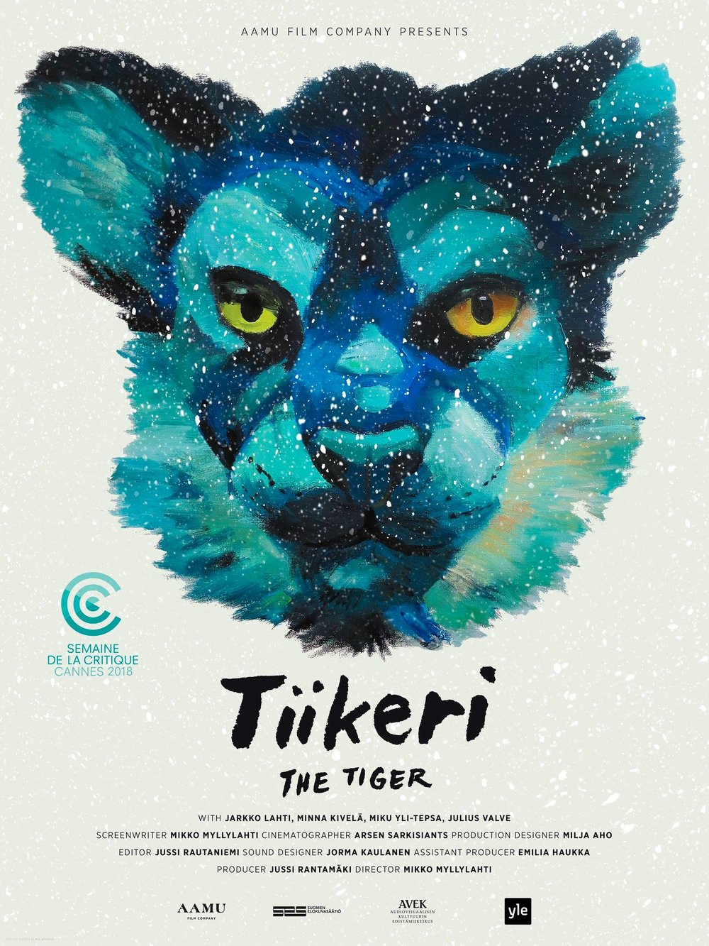 Tiikeri - The Tiger dir. Mikko Mylllahti Aamu Film company 2018 / Semaine de la Critique Cannes 2018