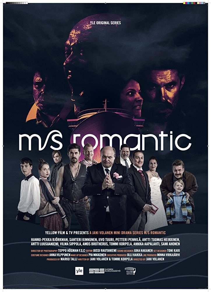 MS ROMANTIC  4x 60min Mini series / Yellow film & Tv/ YLE dir. Jani Volanen