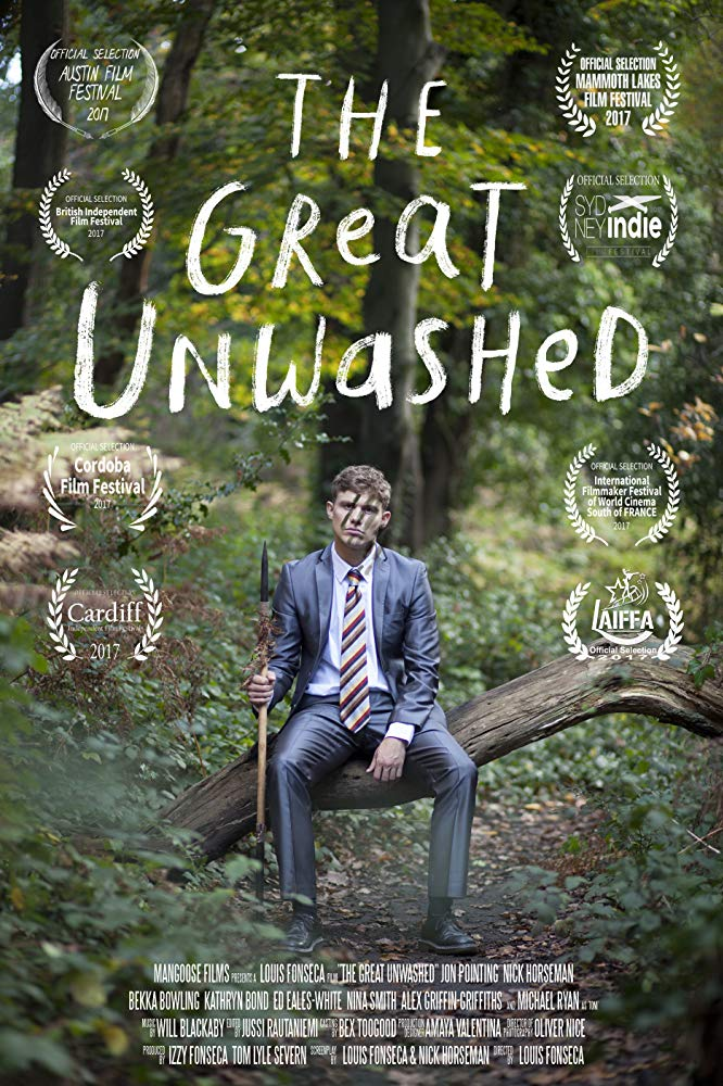 The Great Unwashed  dir. Louis  Fonseca  co-edited with Louis Fonseca Mangoose Films