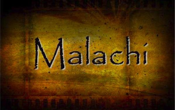 Malachi - Sermons