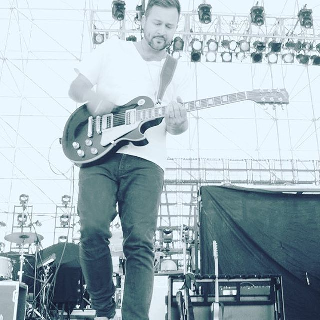 HAPPY BIRTHDAY @ryanarmstrong28 we love you brotha! Thank you for everything you do for us! Have an awesome day! 🎉🎊🎈🎁 . . . #birthdayboy #rockstar #rocknroll #livemusic #rocknmotion #bestbirthdayever #yourastud #lespaul #beards #lifestyle #tightpants