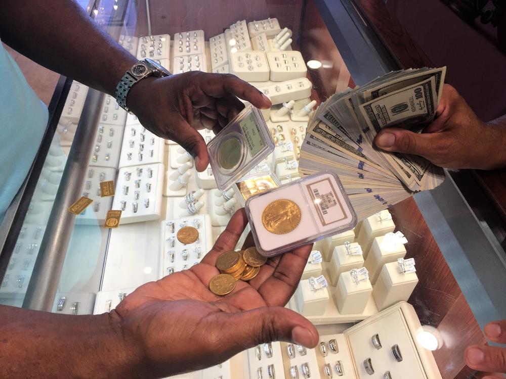 We Buy Gold — Papas\' Gold City Jewelers