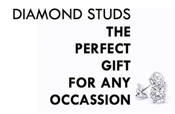 Birthday, anniversary or Valentine's Day - diamond studs are a timeless and exquisite gift for any occasion. Come to Papas Gold City for the perfect pair! 1880 Central Park Ave. Yonkers, NY 10710 914-337-6677 #jewelry #finejewelry #jeweler #papasgoldcityjewelers #yonkers #newyork #diamonds #diamondstuds #diamondearrings #earrings #gift #valentinesday #birthday #anniversary
