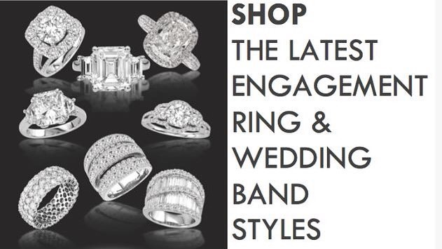Planning to pop the question in 2018? Come to Papas Gold City Jewelers to find an irresistible ring! 1880 Central Park Ave. Yonkers, NY 10710 914-337-6677 #jewelry #finejewelry #jeweler #papasgoldcityjewelers #yonkers #newyork #diamonds #diamond #engagementring #weddingband #bride #proposal #wedding #groom #fiance #shesaidyes #rings