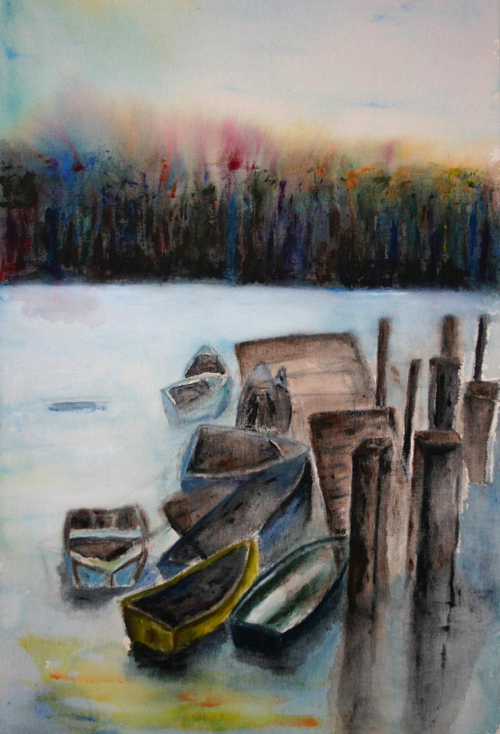 Boats Upon Boats