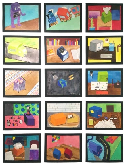 Observation Meets Imagination: Transforming Observational Drawings Through Context