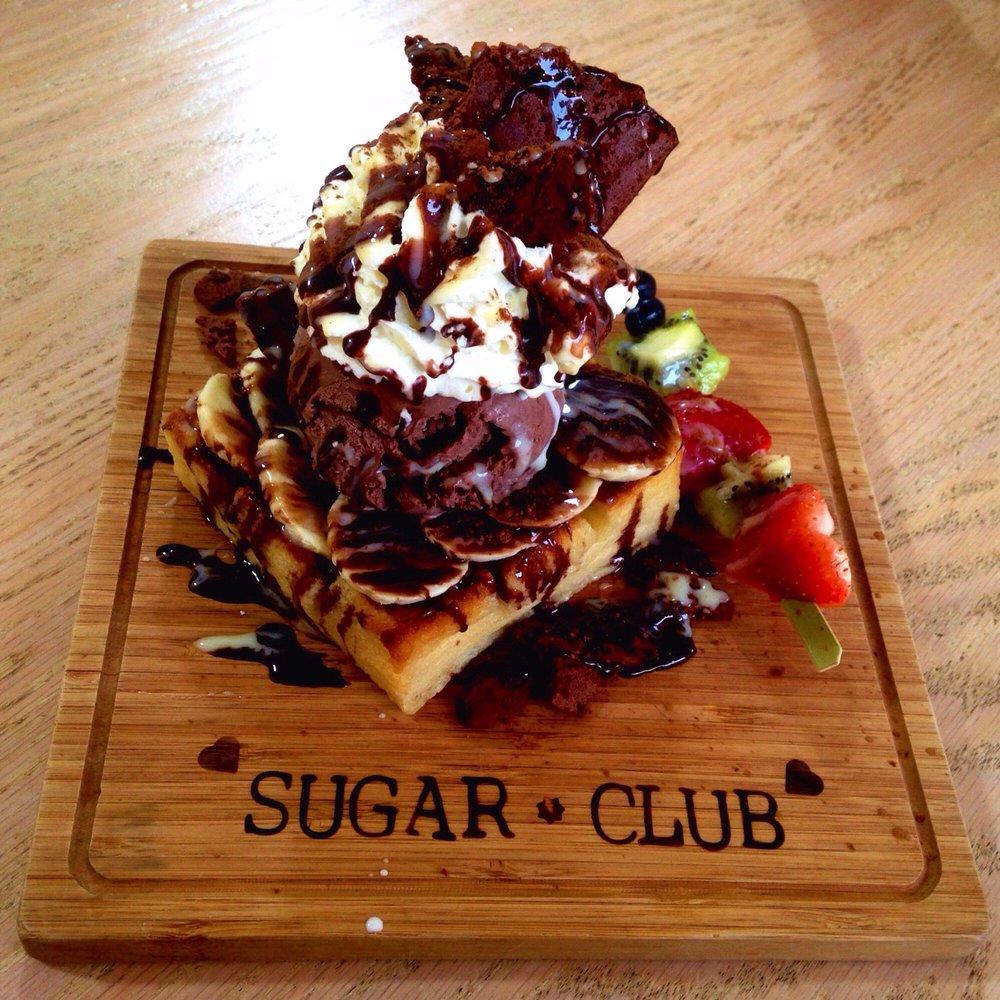 Thai Waffle ala Sugar Club. Google Images.