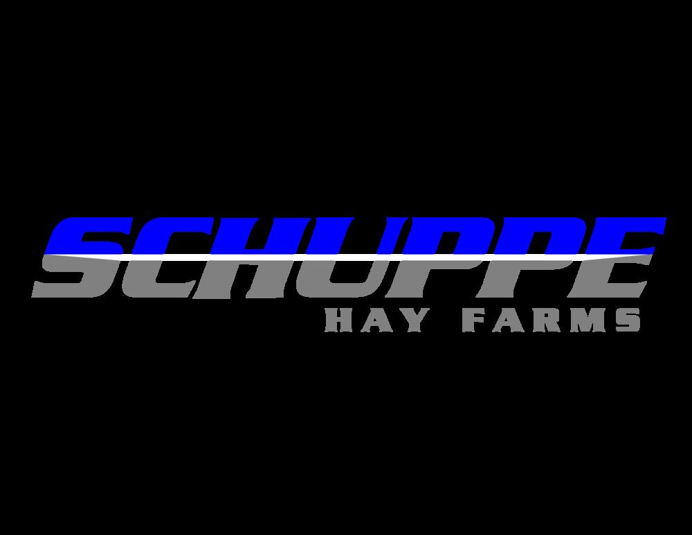 Schuppe Hay Farms Logo
