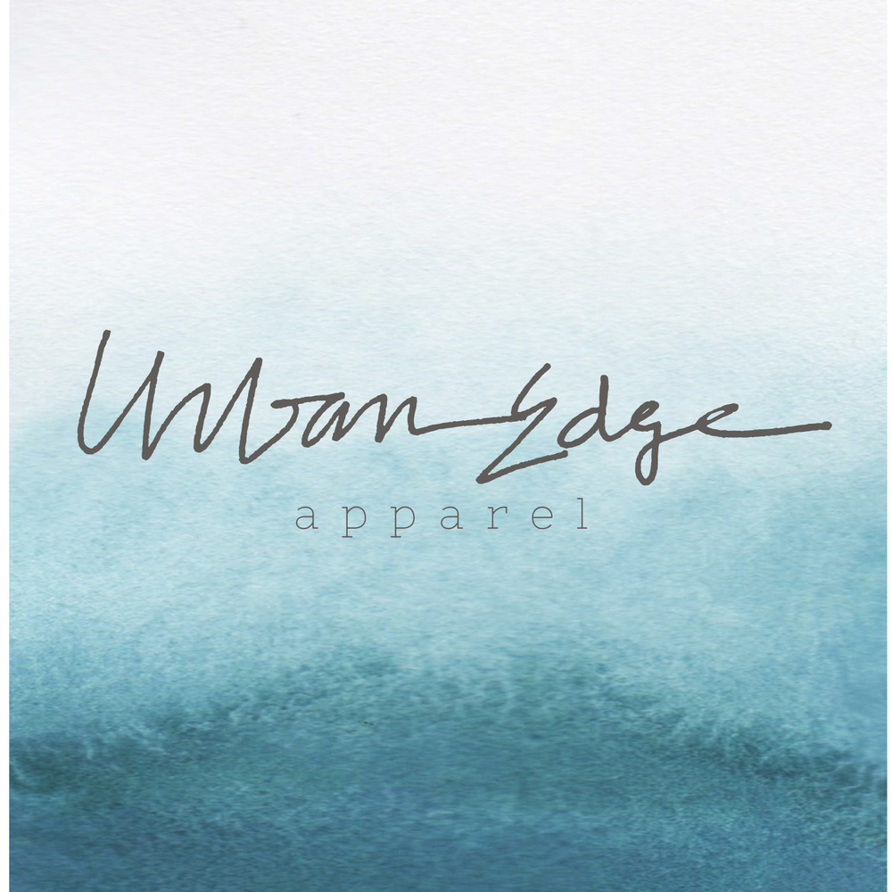 Urban Edge Apparel Branding  Urban Edge, O+F most recent branding project, has been the result of many hours of work, planning, and development. Not to mention all the hours--maybe even years--of dreaming and idea generation by Kerri (owner). But man oh man! has it been so rewarding to help this baby of a business build and grow.