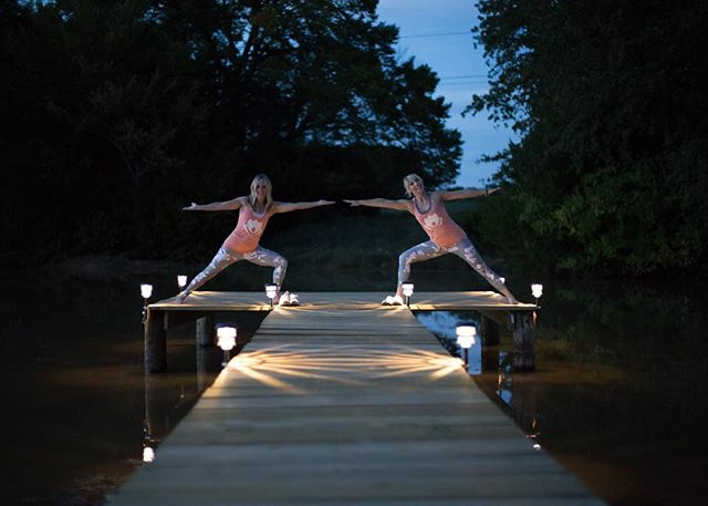 Wellness is a balance, amiright? ✨ It was so fun shooting with Julie and Marie last night! We're building their website for their Wellness Center that is getting ready to open & i can't wait for their space and all that will come with it!
