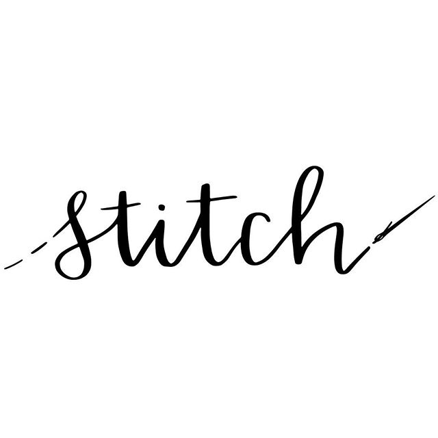 I can't even take credit for this design, I just helped put it in digital format... but isn't it soooo cute!?! Check out @stitchbykelseyvestal and ALL her fun calligraphy hoops. They make the perfect Christmas gifts. 🌲 🎅🏻 ⛄️