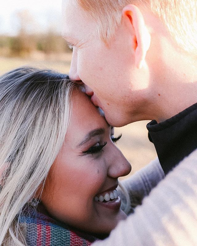 A little sneak peak into Caleb + Brandi's couples session! The weather was absolutely perfect and I had such a blast shooting them together.