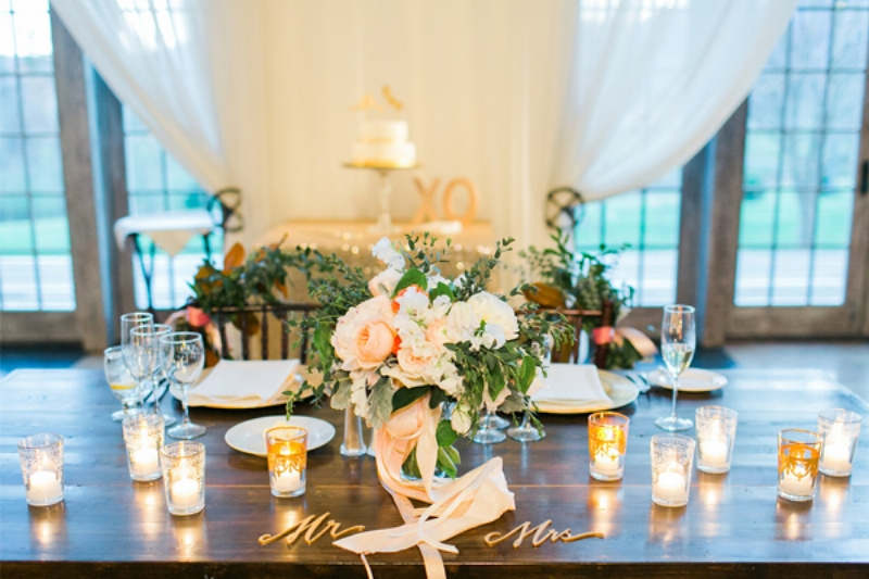 Rachel May Photography for Allison Barnes Events
