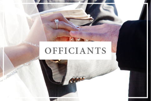 Wedding Officiants & Clergymen